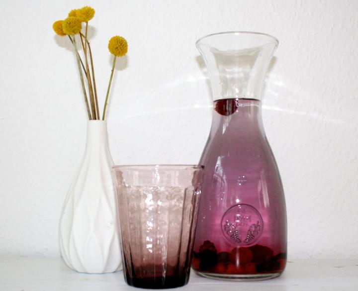 Rezept – KühlendesBeeren-Wasser